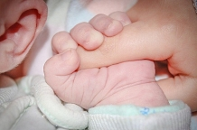 Baby Hand © Stadt Sehnde